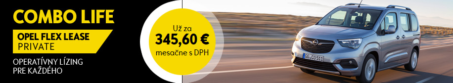 Opel Combo Flex Lease